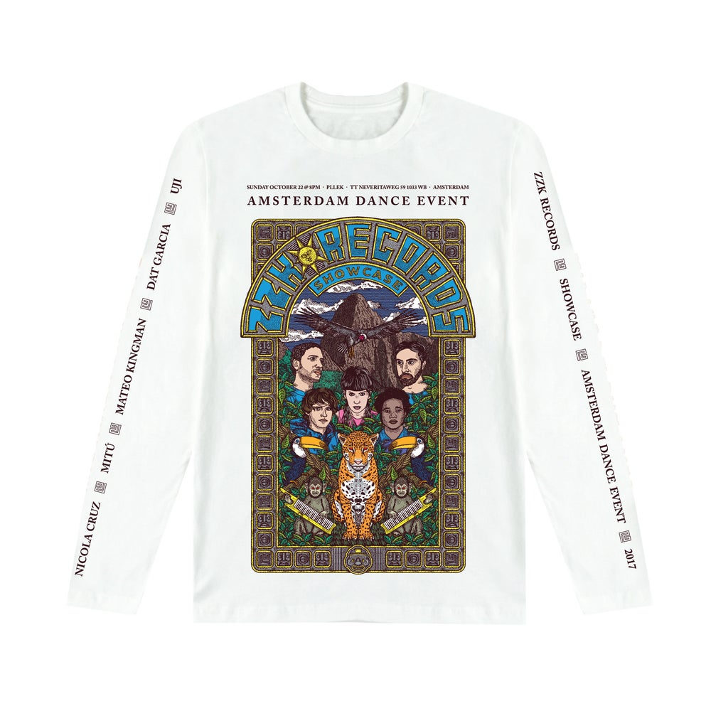 Image of ADE ZZK Showcase Long Sleeve Shirt