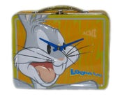 Image of Bugs Bunny lunchbox clock