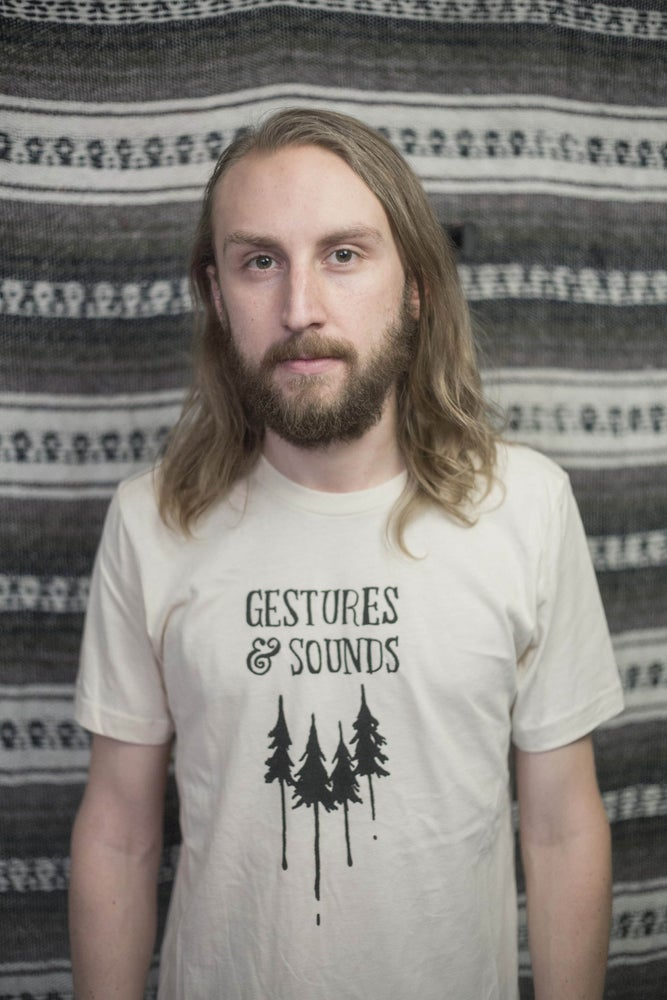 Image of Trees T-Shirt (Beige)
