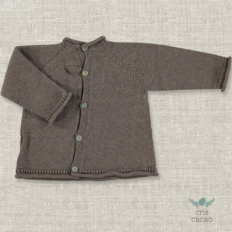 Image of Jersey Cris Cacao (antes 36.50€)