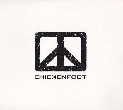 Image of CHICKENFOOT - Chickenfoot - Digipack CD