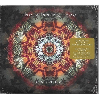 Image of THE WISHING TREE - Ostara - Digipack CD