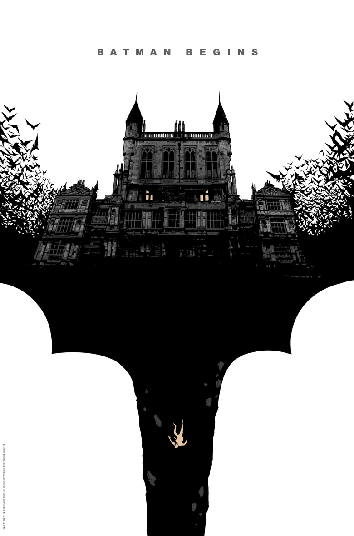 Image of BATMAN BEGINS VARIANT EDITION