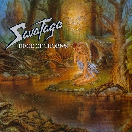 Image of SAVATAGE - Edge Of Thorns - Edition Digi-pak