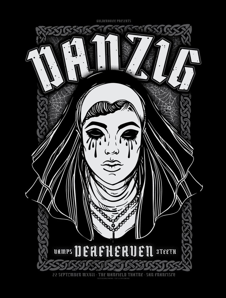 Image of Danzig - San Francisco 2017