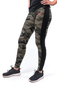 Image of SPLX Camo Leggings