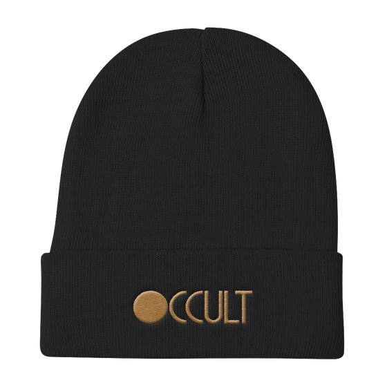 Image of Occult - Logo Beanie - Choice of colours