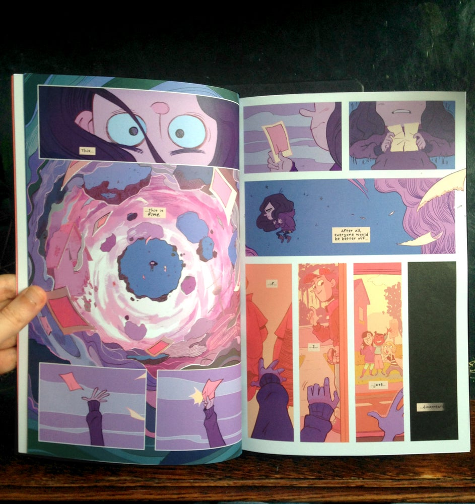 Image of The Girl and The Glim, Book 1