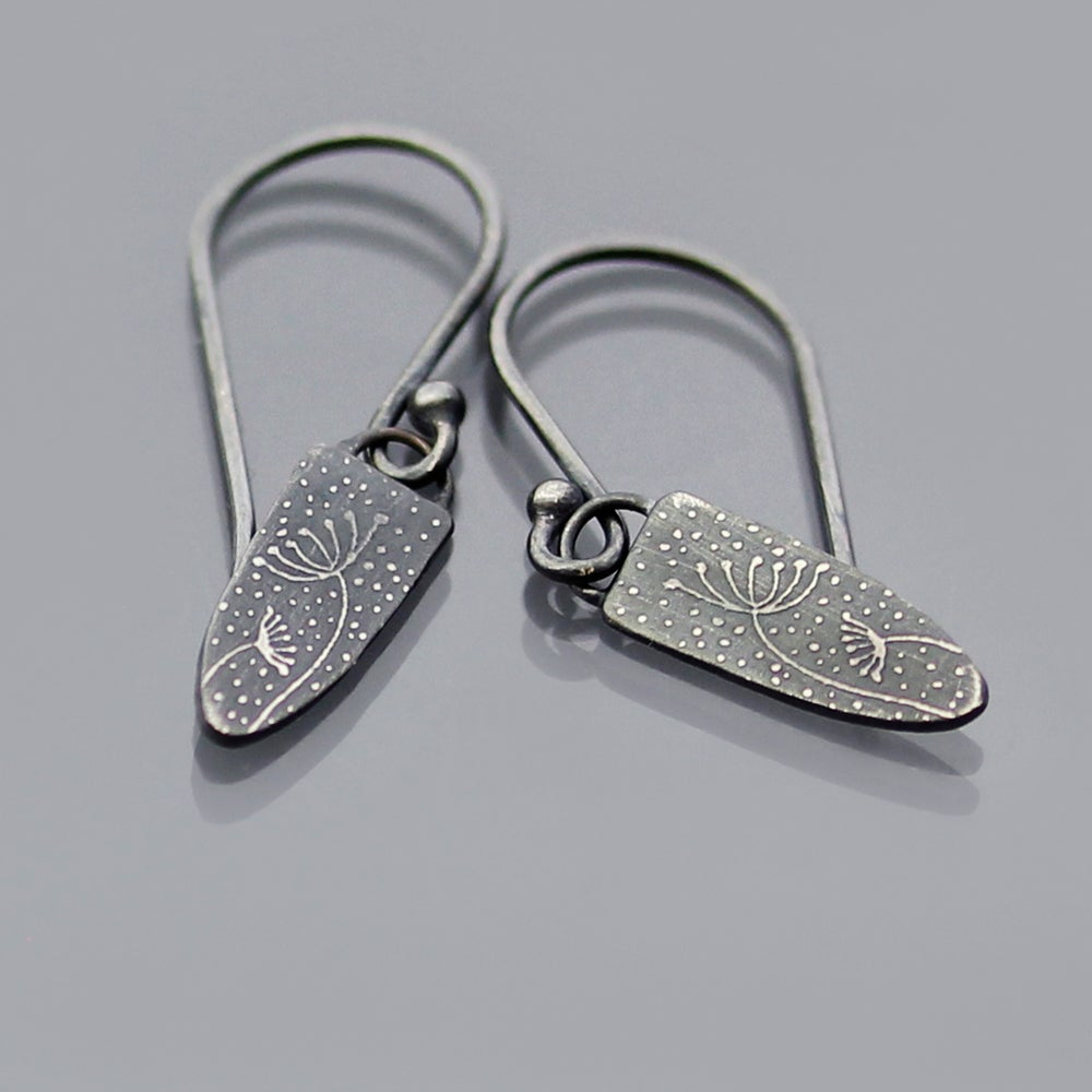 Image of Sheltering Blossom Earrings