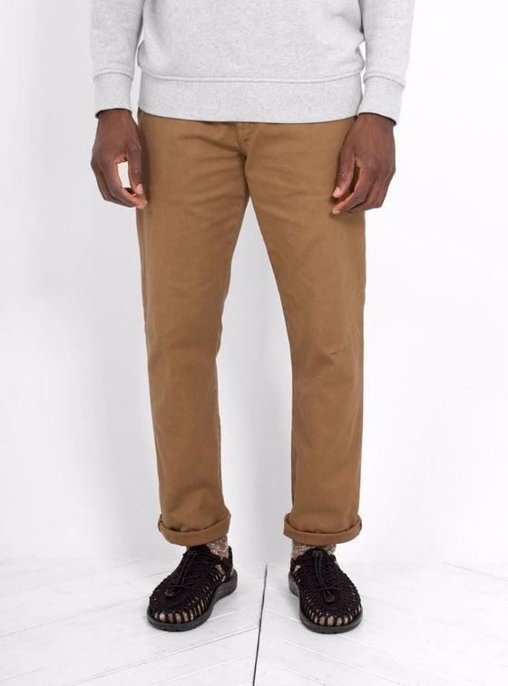 Image of Garbstore Pocket Line Trouser Gold