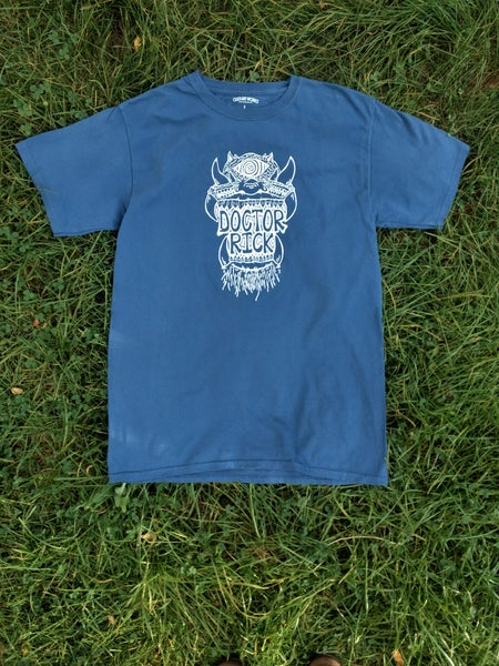 Image of Doctor Rick T-Shirt (Indigo)
