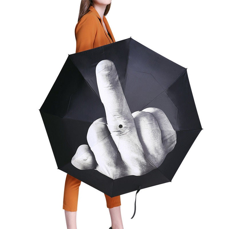 Image of Middle Finger Umbrella