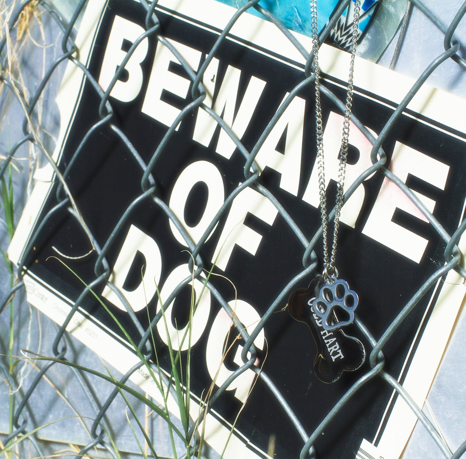 Image of DOG POUND NECKLACE