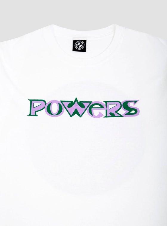 Image of Powers Target T-Shirt White