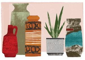 Image of Vases #4 Aloe Vera