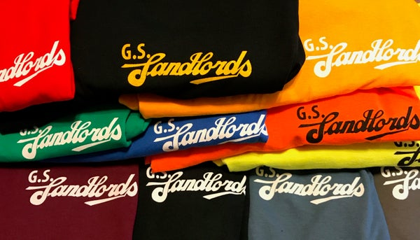Image of GS Landlords Classic Longsleeve T-Shirt