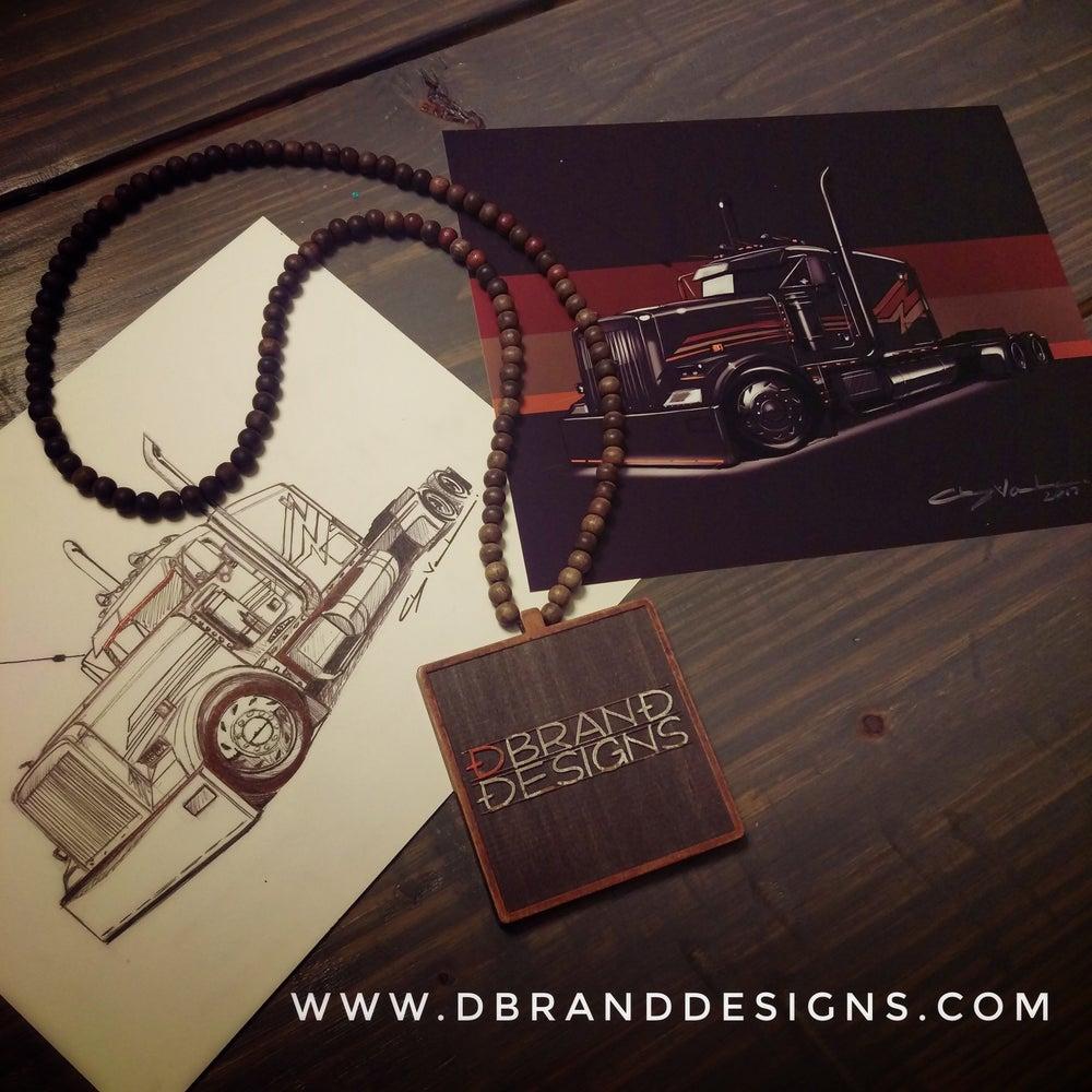 Image of Custom Black & White Sketch + Digital Color