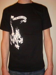 Image of black village t-shirt