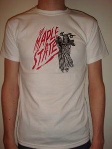 Image of white dancers t-shirt