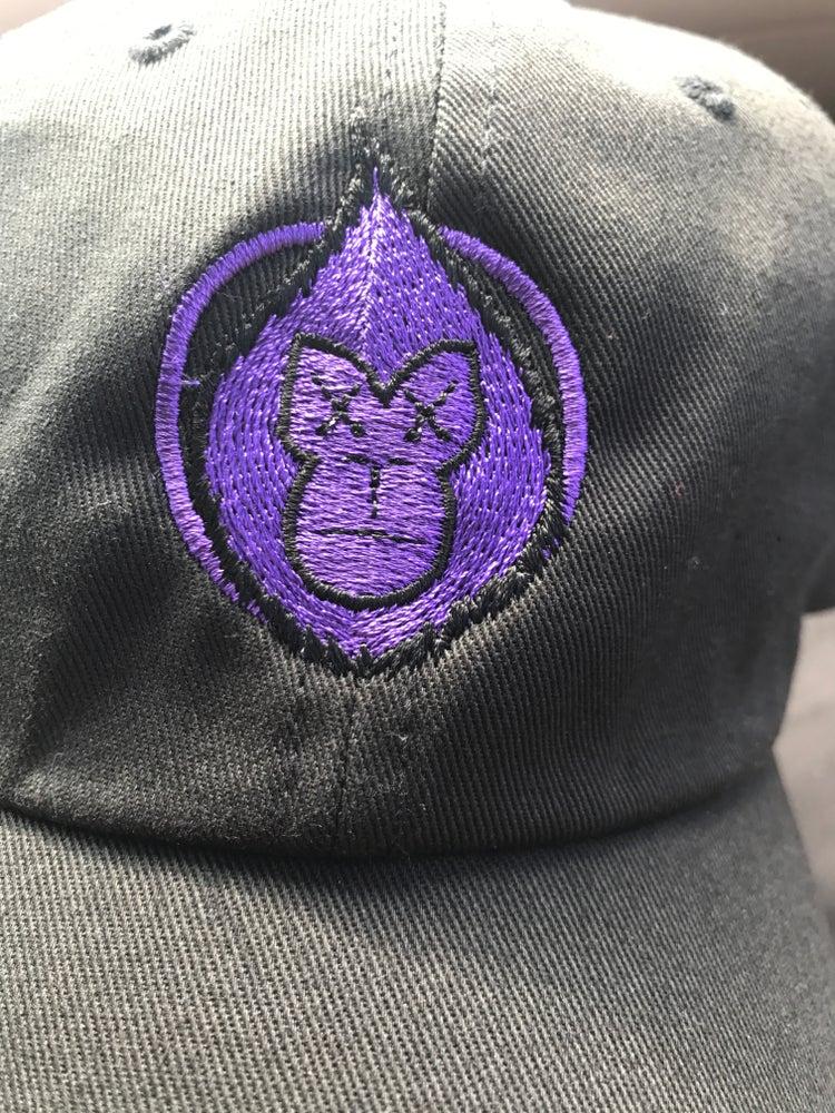 Image of Growin Ganja Grape Ape Dad Hat
