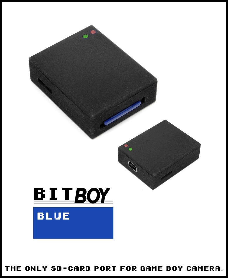 Image of BitBoy [BLUE]