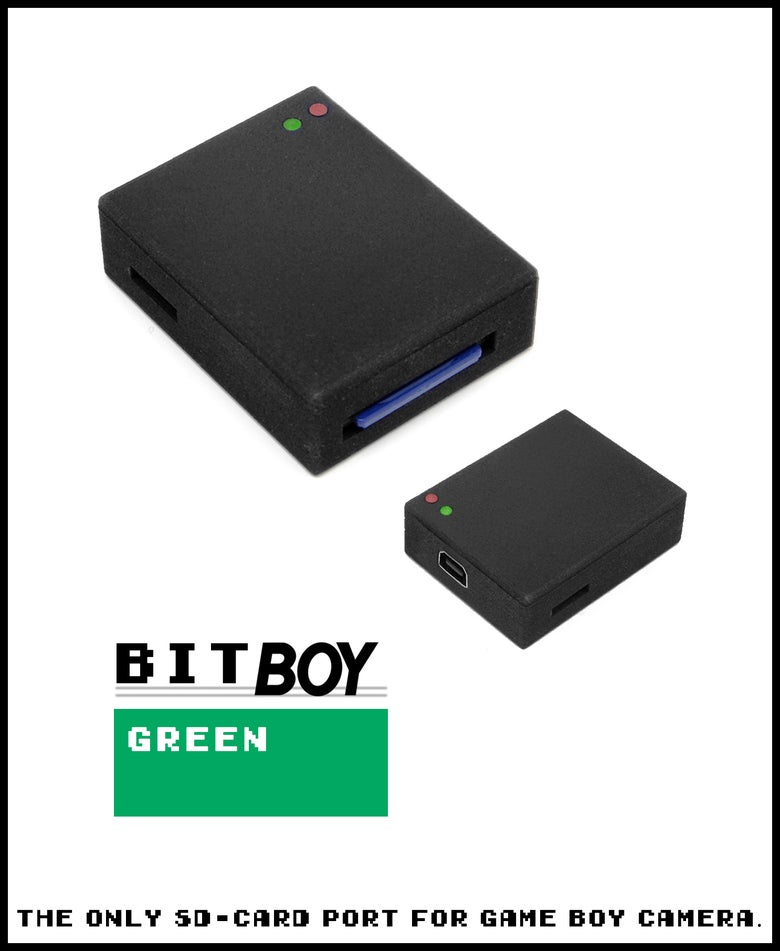 Image of BitBoy [GREEN]