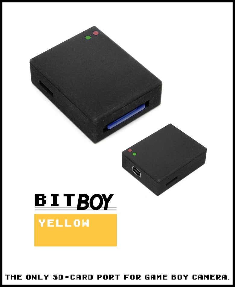 Image of BitBoy [YELLOW]
