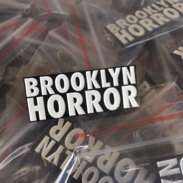 Image of BK Horror Enamel Pin