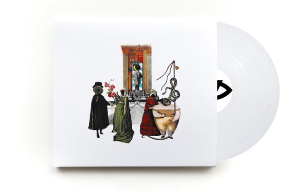 Image of The Venus Transit LP Vinyl Record (Pre-Order)