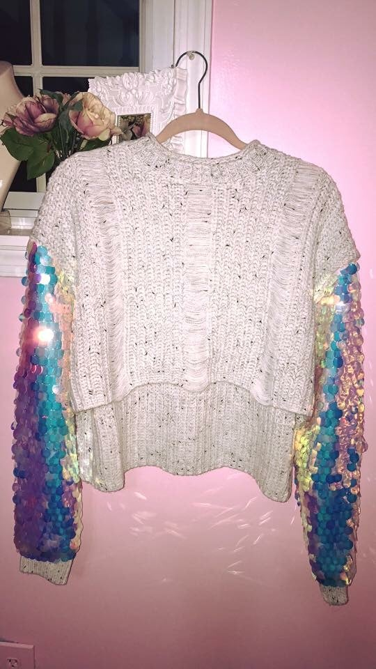 Image of The Mermaid Sweater