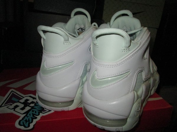 "Air More Uptempo WMNS ""Barely Green"" - areaGS - KIDS SIZE ONLY"