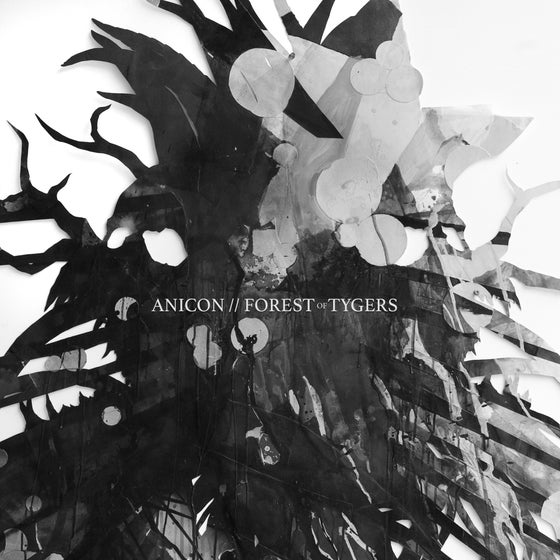 "Image of Anicon / Forest Of Tygers - Split 7"" EP"