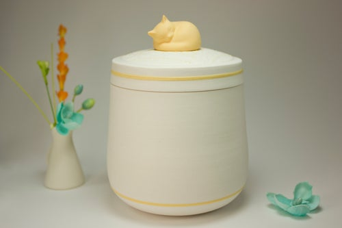 Image of Darling Marmalade Pet Urn