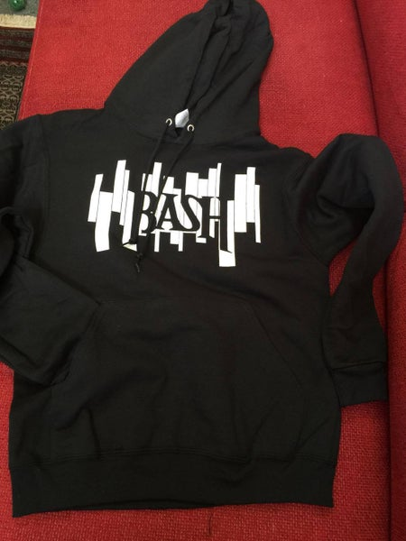 Image of New BASH graphic hoodie