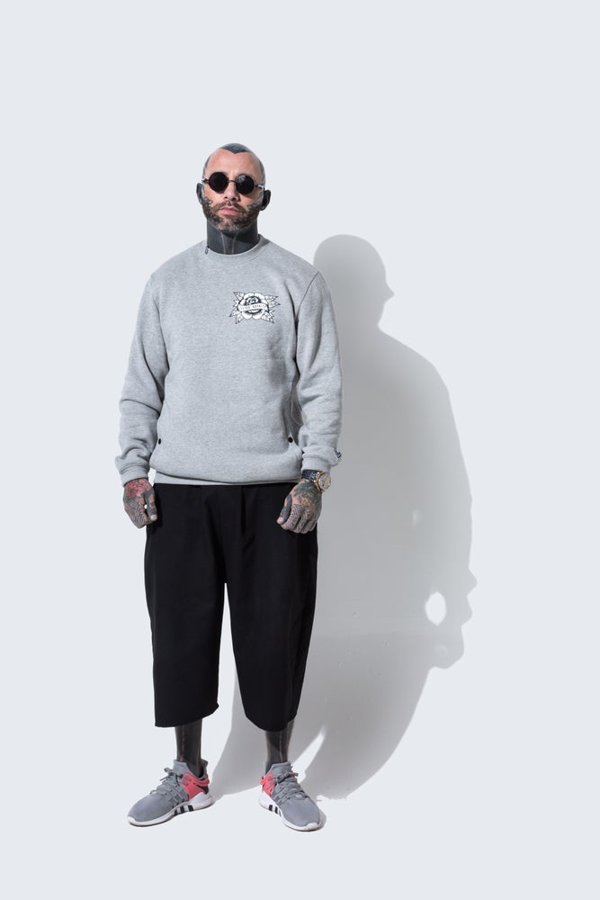 Image of PAUSE - crewneck