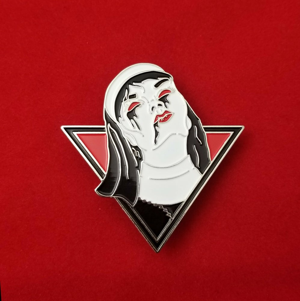 Image of Sister of Sin - Soft Enamel Pin