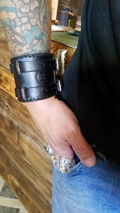 Image of Strap cuffs