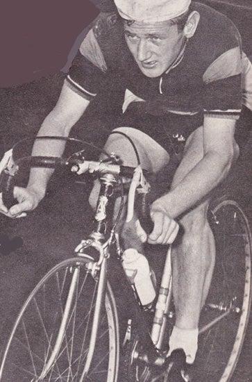 "Image of Allin  'road path bike'. 22 1/2"""