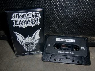 Image of Morbid Lament - Ur Migthy Lord of Death