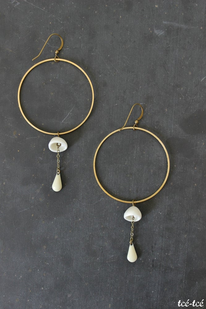 """Image of Boucles """"Anémone"""""""