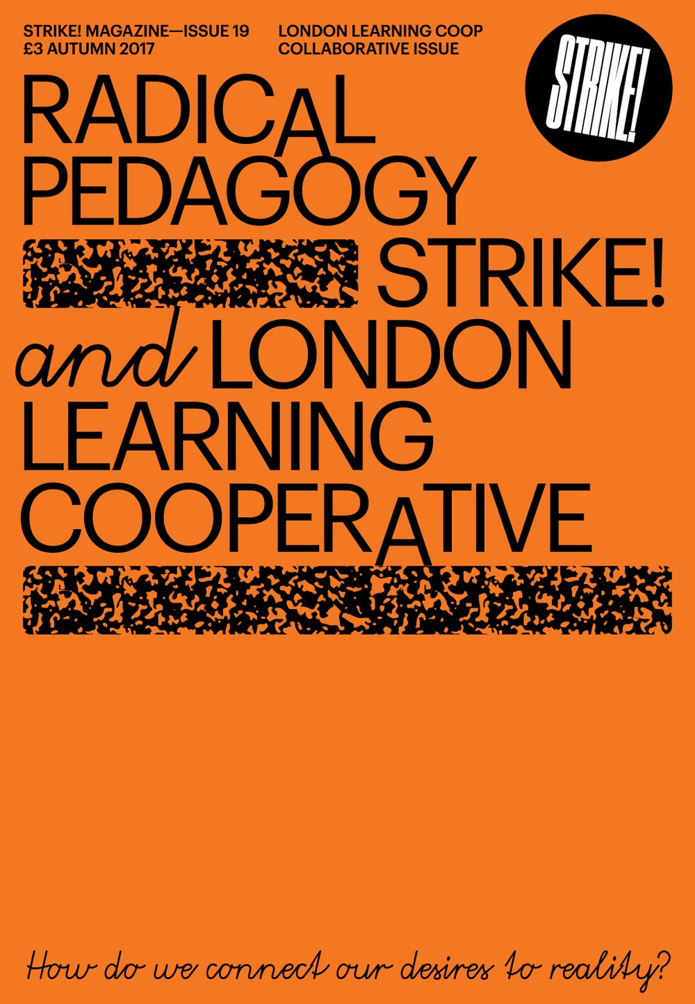 Image of STRIKE! Issue 19 AUTUMN 2017