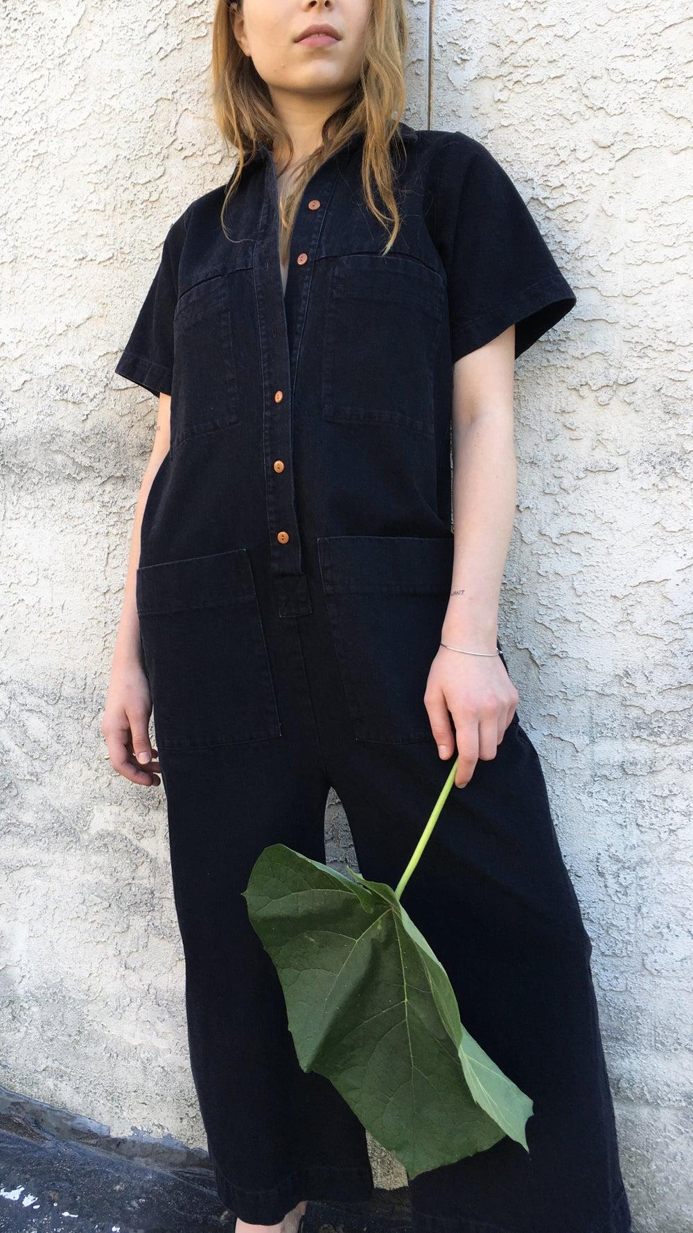 Image of Ilana Kohn Mabel Black Coverall