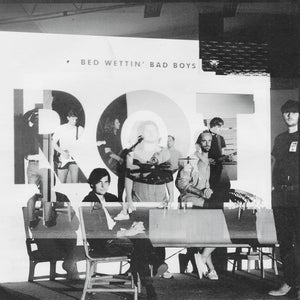 Image of Bed Wettin' Bad Boys - Rot LP/CD/Cass WYR0117 - Preorder