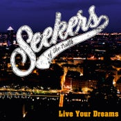 "Image of LIVE YOUR DREAMS - 7"" EP VINYL"