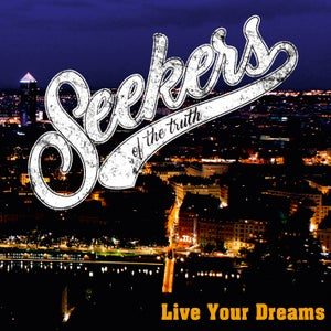 """Image of LIVE YOUR DREAMS - 7"""" EP VINYL"""