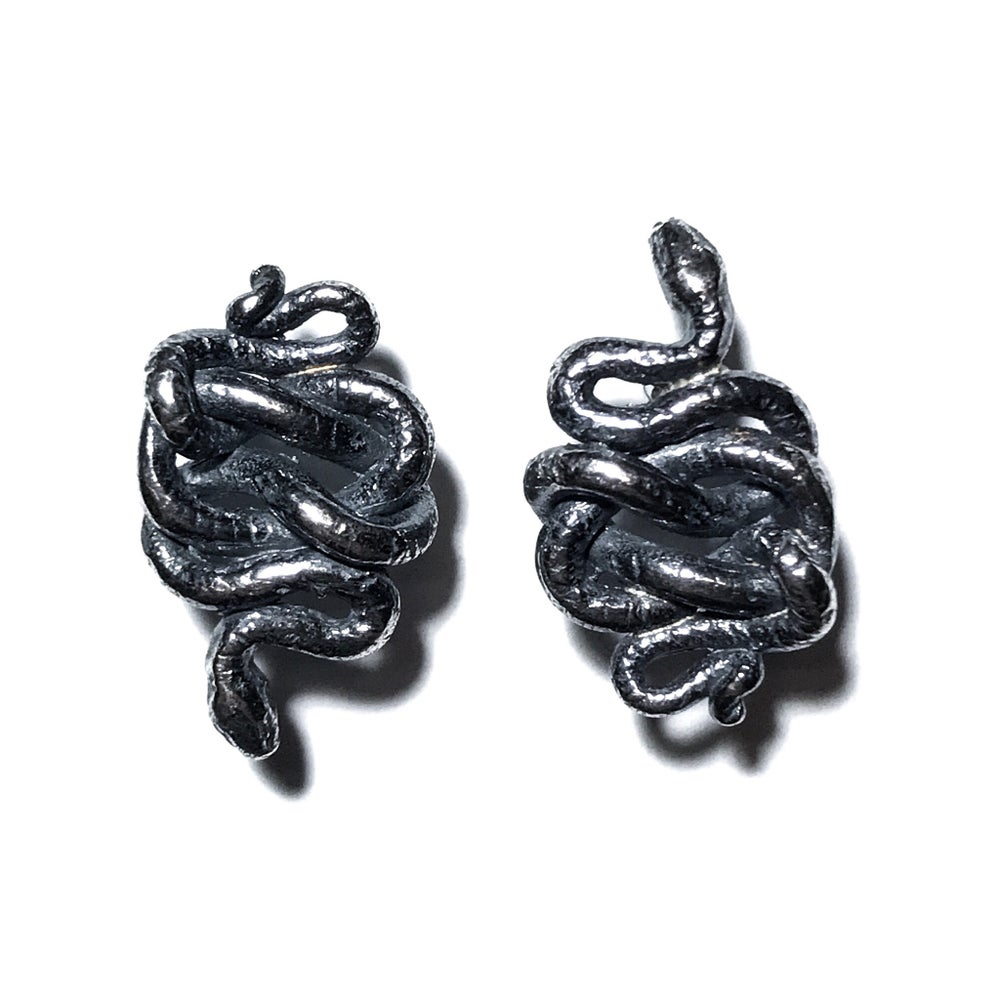 Image of Little Snake Earrings