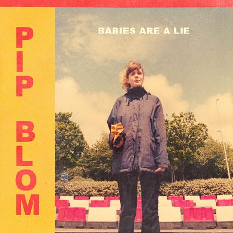 Image of Pip Blom - AA Single - 'Babies Are A Lie' & 'School'