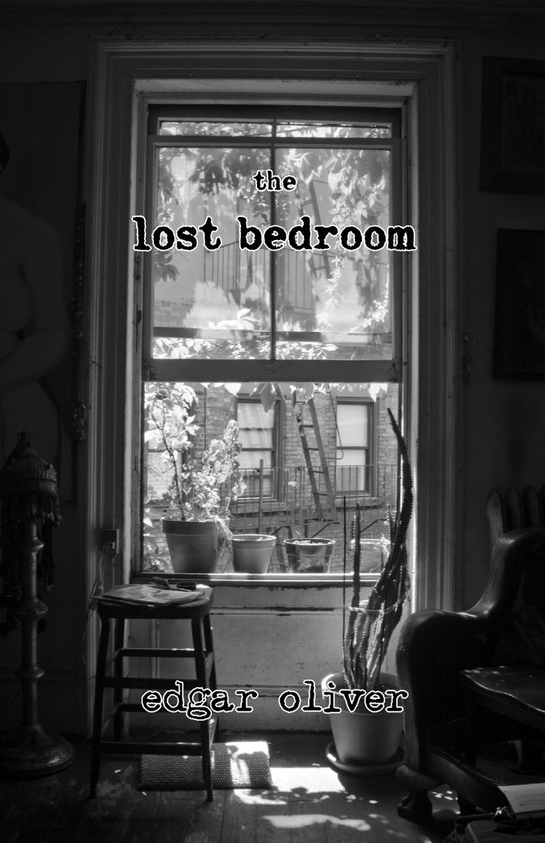 Image of the lost bedroom by edgar oliver