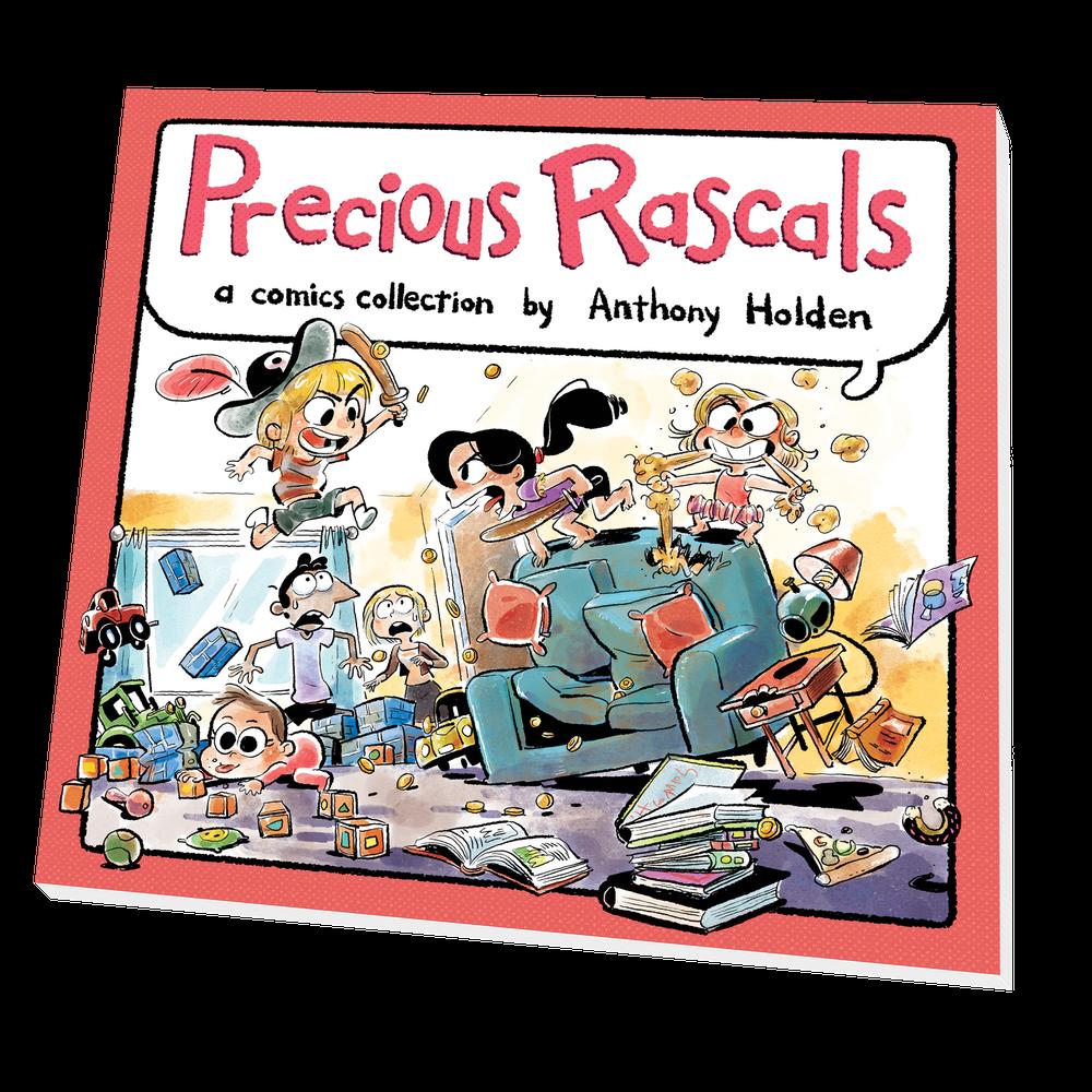 Image of Precious Rascals