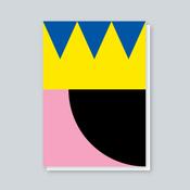 Image of Christmas King card